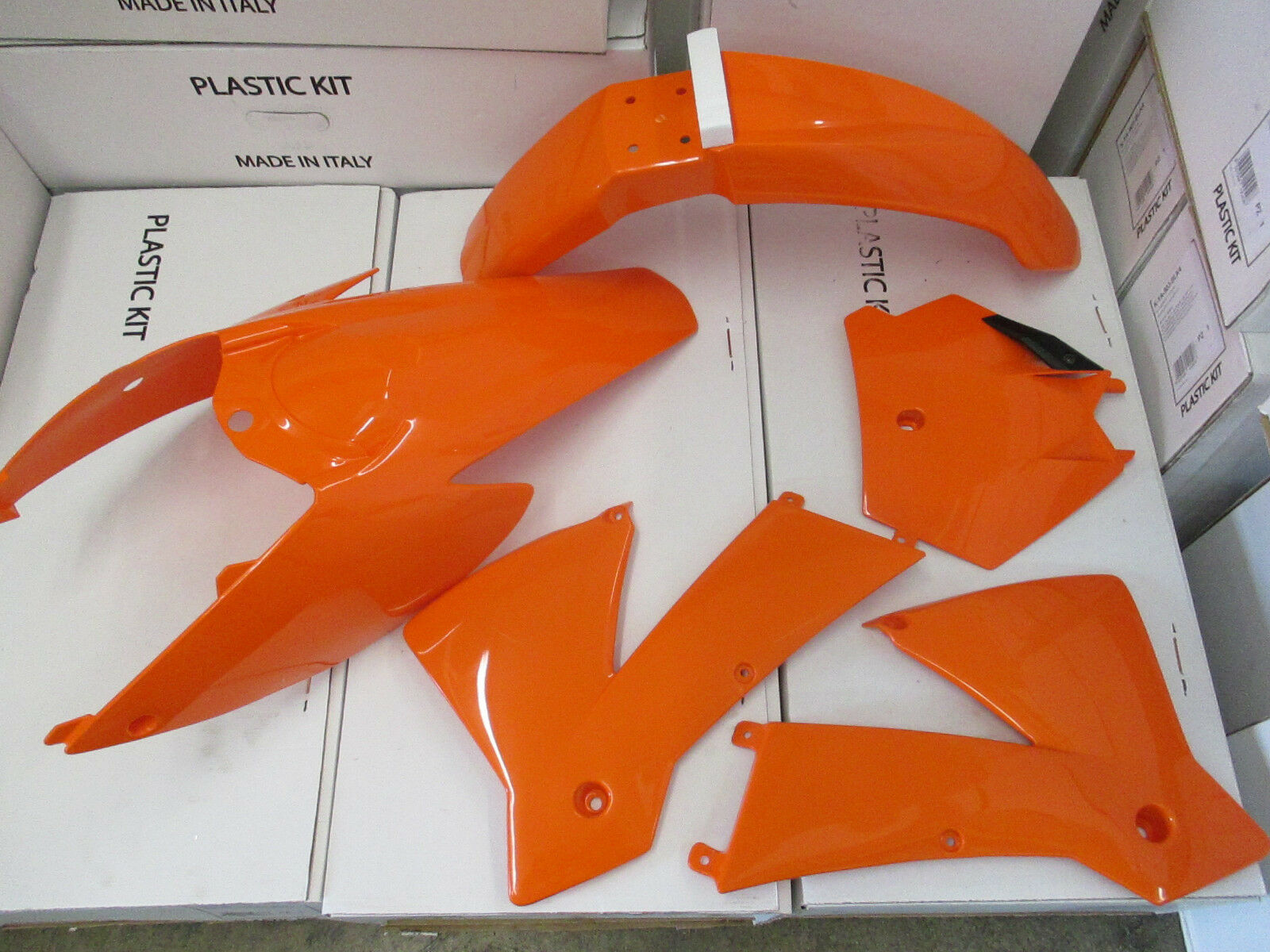 KTM PLASTICA KIT SET COMPLETO SX 85 2018 /> ACERBIS MADE IN ITALY