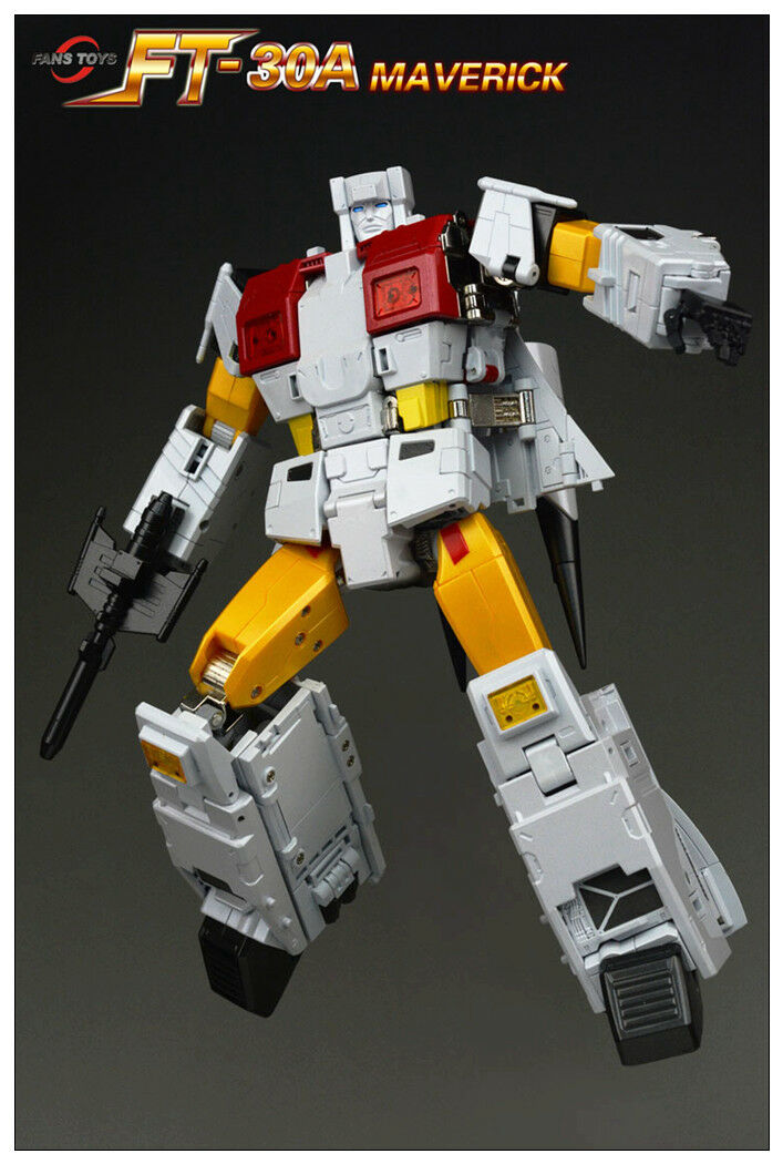 Transformers Fanstoys FT-30A Maverick G1 Silverbolt Action figure New instock