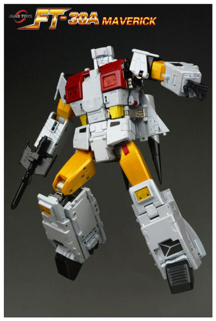IN STOCK Transformers FanToys FT-10 FT10 Phoenix MP Jetfire G1 Action Figure