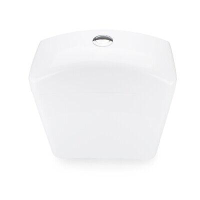Spülkästen für WC Spülung Spülventil mit Druckknopf Schwimmerventil Lange M-99