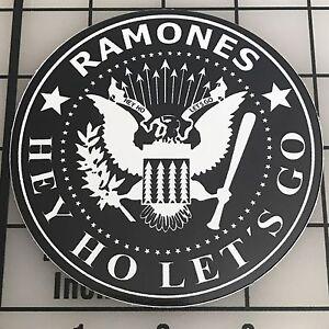 Ramones-4-034-Large-Autocollant-Vinyle-Autocollant-Bogo