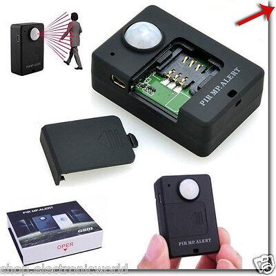 Mini Microspia Ambientale A9 Gsm Telefono Sim Chiama Pir Cimice Rileva Movimento Completa In Specifiche