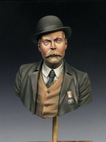 1//12 BUST Resin Figure Model Kit Watson Doctor Miniature unpainted unassembled