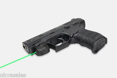LaserMax Micro II MICRO-2-G Green Rail Mounted Laser - MICRO-2-G