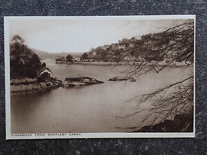 Vintage-Postcard-of-Kingswear-From-Warfleet-Creek-17