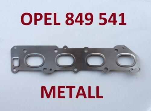 Opel 849541 Abgaskrümmerdichtung  A12XE Z12XEP A12XER A14NET