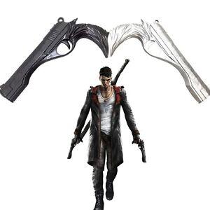 DMC Devil May Cry 5 Ebony & Ivory Gun Cosplay Props