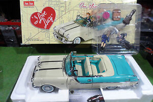 Au 1 Lucy I Chief 18 Voiture Sun Cabriolet Star Love Pontiac 1955 5057 8UH0q0