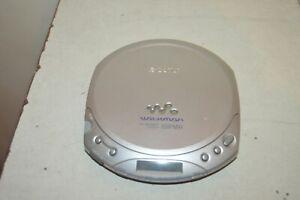 DISCMAN ESP MAX SONY D-E220 BALLADEUR DE CD PORTABLE CD PLAYER WALKMAN