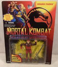 Mortal Kombat -  Special Movie Edition Shang Tsung (Mint On Card) Hasbro 1994