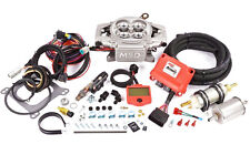 MSD Atomic EFI Fuel Injection System Complete Master Kit w/ Fuel Pump 2900