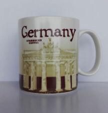 Starbucks Coffee Mug Collector Series Germany City Mugs 16oz