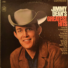 "JIMMY DEAN`S - GREATEST HITS 12"" LP (U382)"