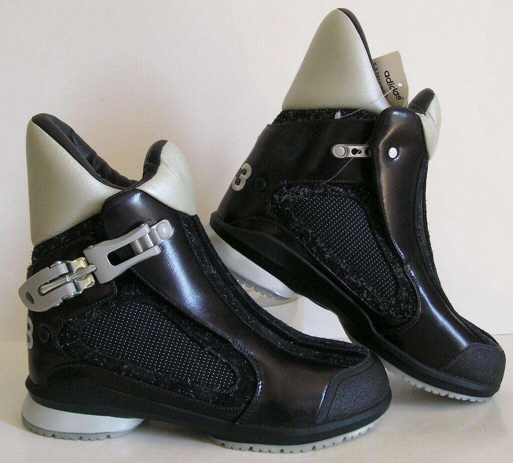 Raro - yohji adidas oe yohji - yamamoto nel salto con gli sci superstar stivali scarpe invernali - Uomo sz 8,5 46b7c4