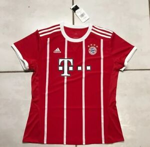 factory price 58340 67045 Details about NWT ADIDAS FC Bayern Munich Jersey Women's Large MSRP $80