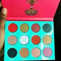 Juvias Place Saharan Eyeshadow Palette Uk Seller 100% Genuine