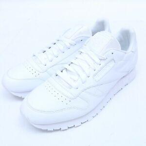 Reebok Cl Leather Fashion Sneakers J90117 Size 12-14