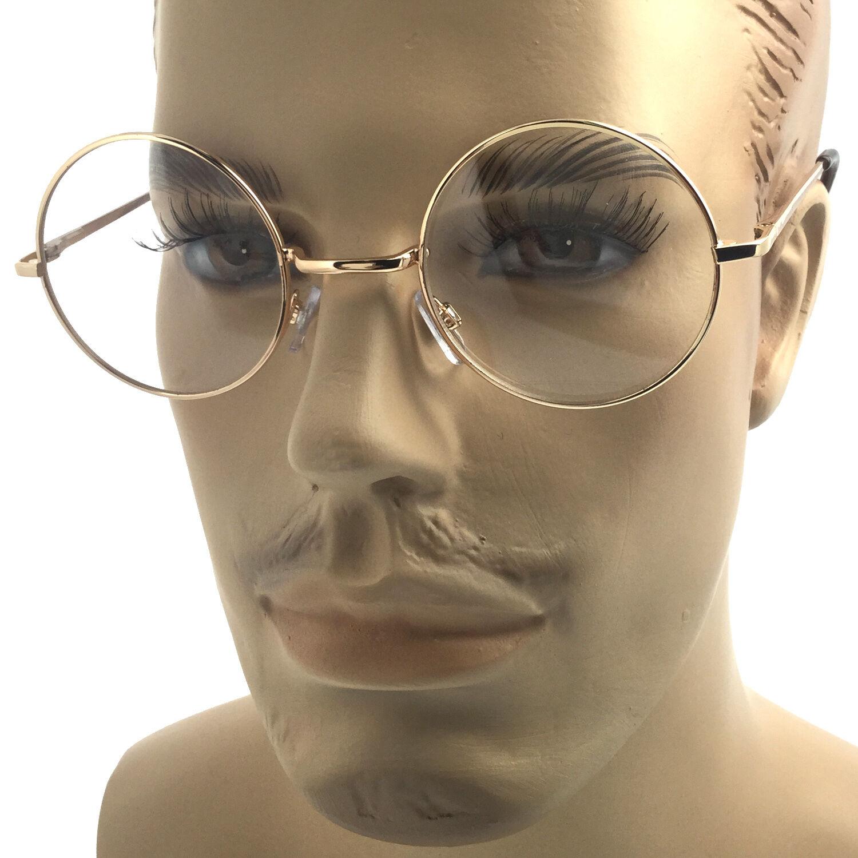 Square Rectangular Clear Lens Eyeglasses Large Thin Fashion Big clear fashion glasses