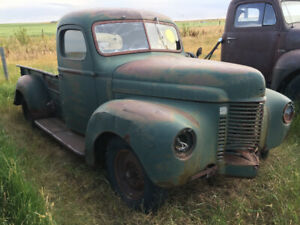 1942 international K2 pickup