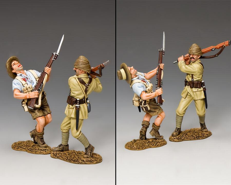 KING AND COUNTRY WW1 Defending the line, Gallipoli 1915 GA027 GA27