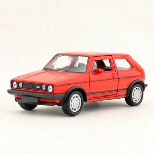 1-36-Klassisch-Golf-1-GTI-Die-Cast-Modellauto-Auto-Spielzeug-Model-Sammlung