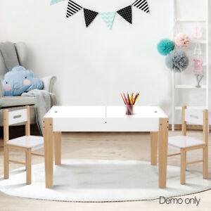 Kids-Table-and-Chair-Set-Children-Study-Storage-Activity-Chalkboard-Play-Desk