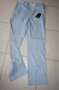 Nike-Golf-Pants-28-x-32-Blue-472532-404-Standard-Fit-NEW-80