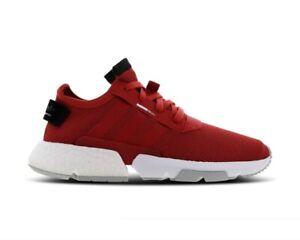 Original Adidas POD-S3.1 Red White Trainers DB2891 | eBay