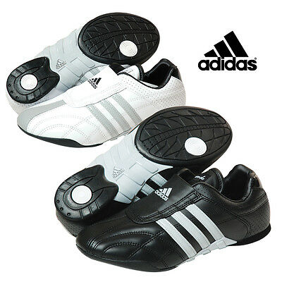 Adidas Martial Arts Taekwondo Karate MMA TKD ADILUX Leather LUXE Shoes   eBay