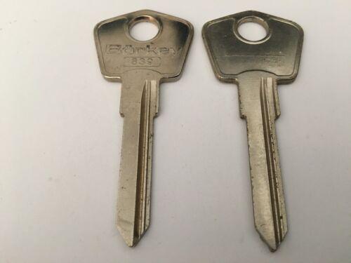 W 116 Mercedes W 115 1974-75 Schlüsselrohling BÖRKEY Profil 839 W107 ab Bj
