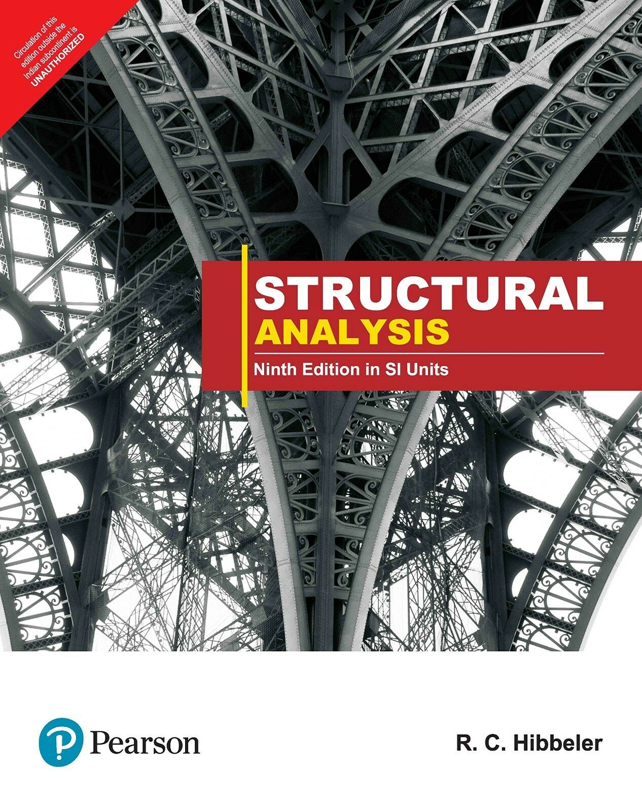 Structural Analysis By Russell C Hibbeler 2014 Hardcover