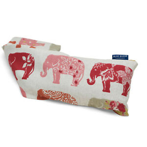 Microwaveable-Lavender-Scented-Wheat-Warmer-Heated-Wheat-Bag-in-Nelly-Elephant