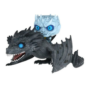 Game-of-Thrones-Night-King-on-Dragon-Pop-Ride-Figure-NEW-Funko