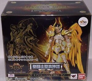 BANDAI MYTH CLOTH SAINT SEIYA AB CAPRICORN SOUL OF GOLD Action- & Spielfiguren