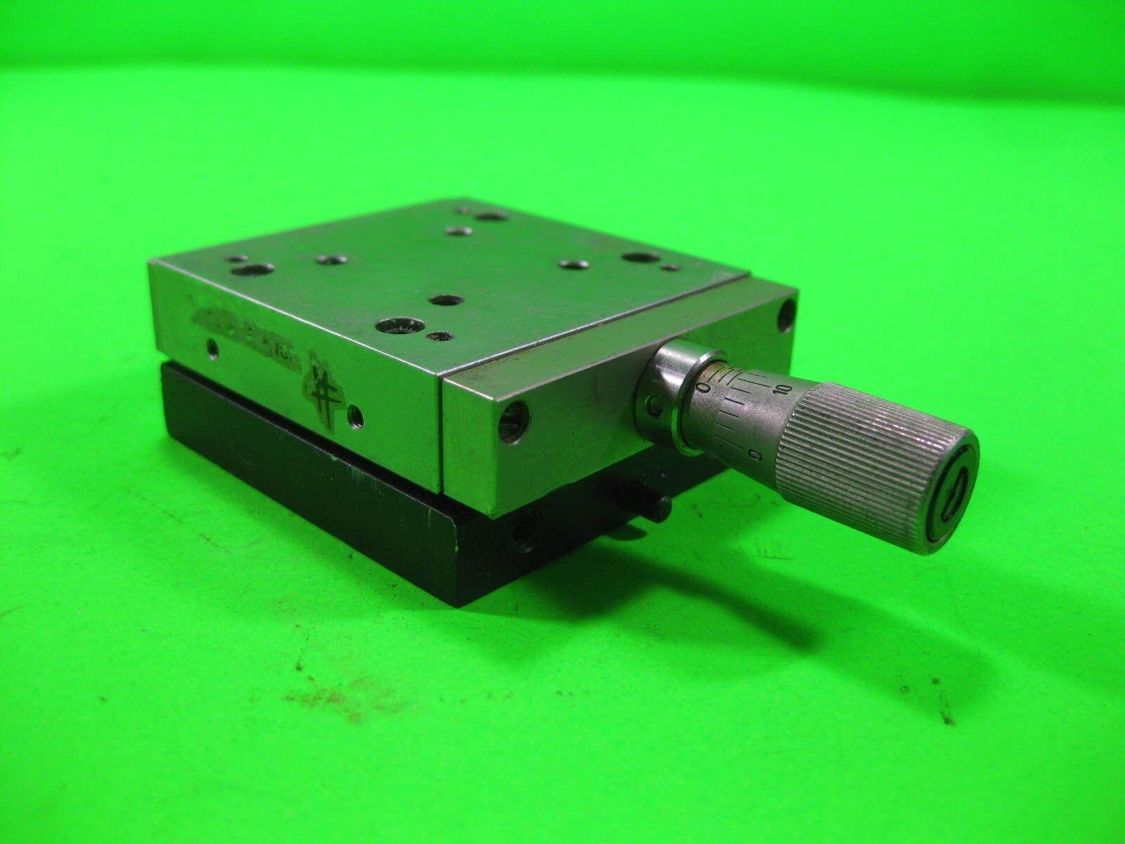 Klinger Scientific Miro Contrôle 2cm Scène 5cm X 5cm 2 Trous 2cm Contrôle Utilisé 288297
