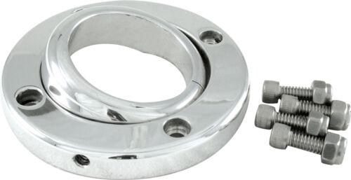 "Borgeson 909006 Swivel Floor Mount For 2 1//4/"" Steering Column Polished Aluminum"