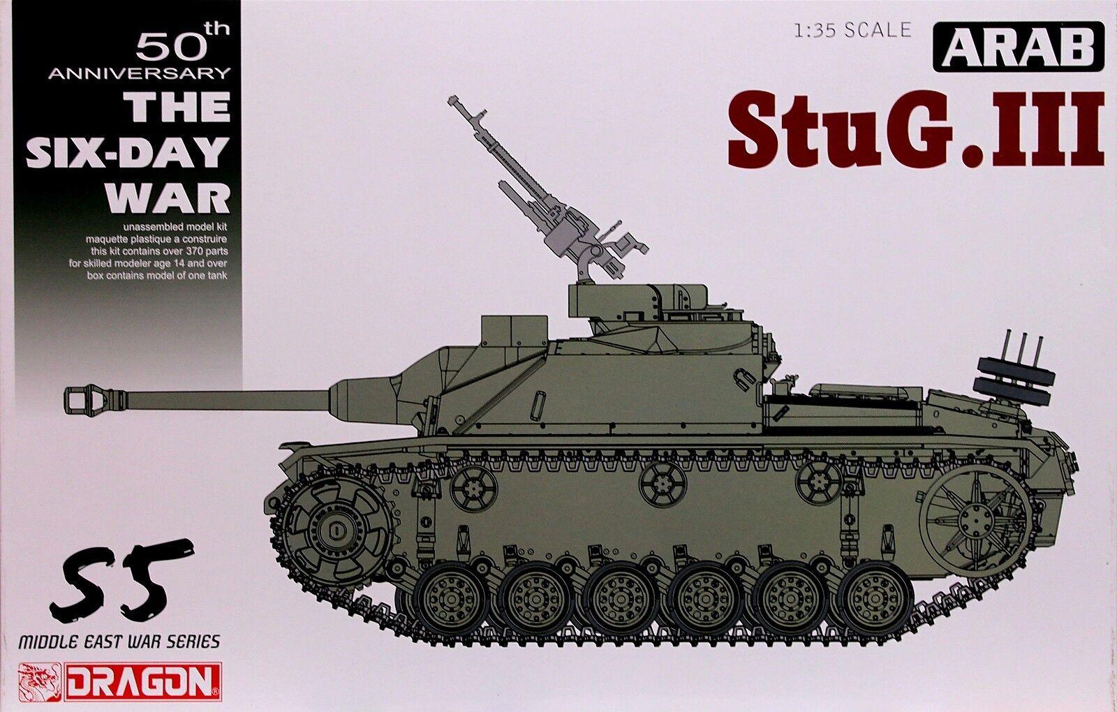drake 1  35 3601 ARAB StuG.III (sexdagarskriget) (Mellanösterns krigsserie)