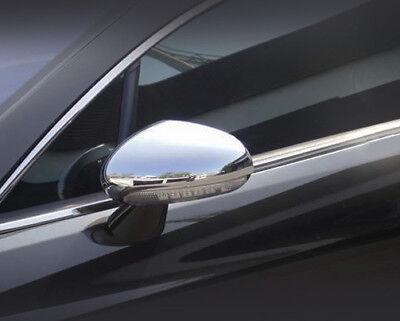 Bentley GT /& GTC Chrome Mirror Cover Surround 2pcs Set 2003-09 models