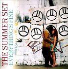 Everything's Fine by The Summer Set (CD, Jul-2011, Razor & Tie)