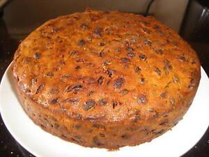 Image Is Loading LUXURY ORANGE Amp BRANDY CHRISTMAS CAKE RECIPE EASY