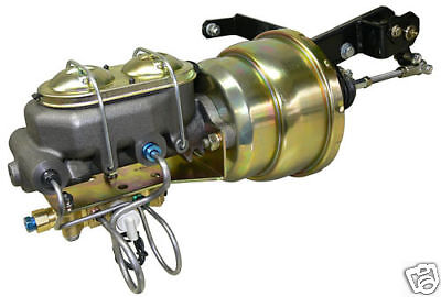Disc//Drum 1955-59 Chevy Truck and GMC Truck Power Brake Booster Kit
