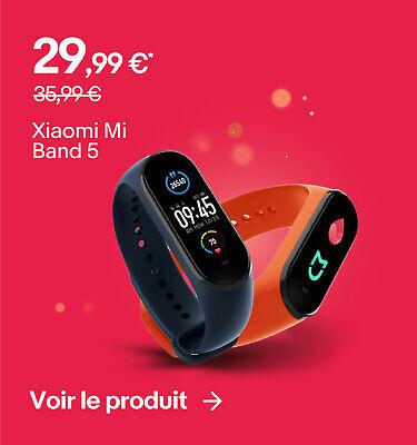 Xiaomi Mi Band 5 - 29,99 €*