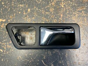 84 93 Mercedes 190e W201 Right Rh Passenger Interior Inside Door Handle Ebay