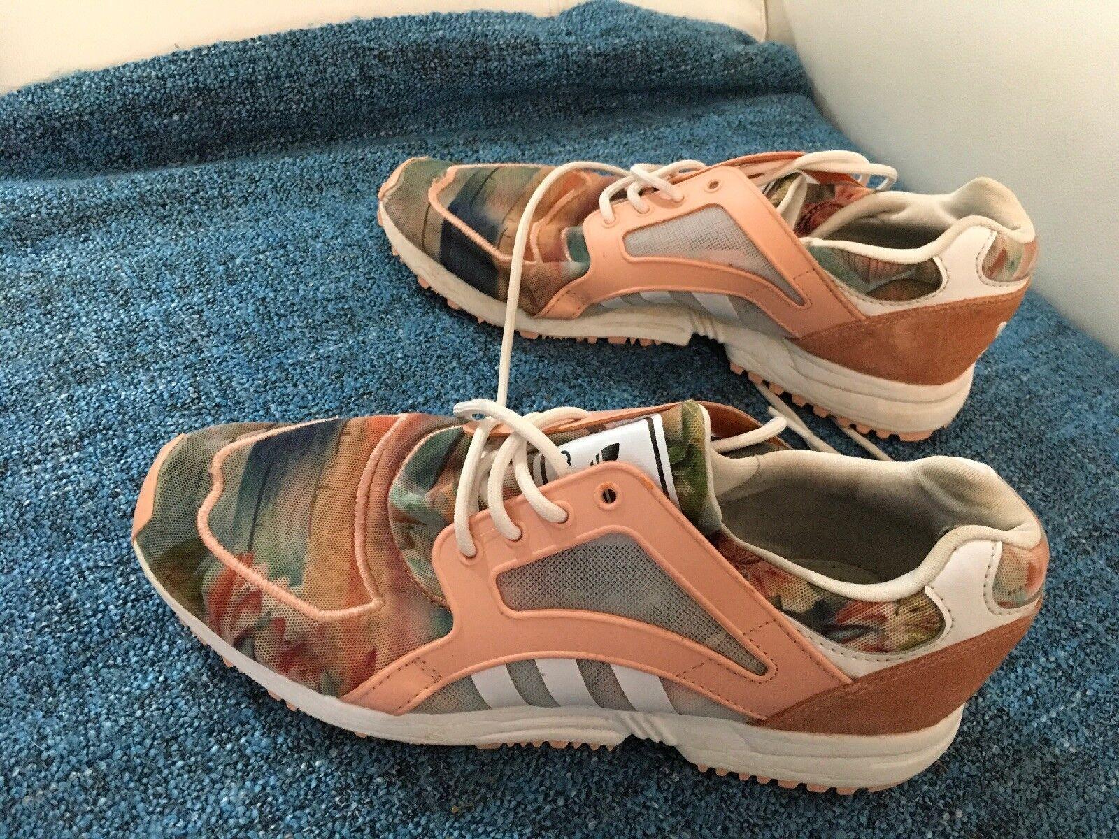 Adidas Trainers Size UK 7