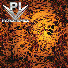 Hydrographic Dip Hydrographic Film Water Transfer Printing Firestorm Camo Rc417