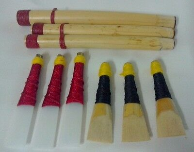 Scottish Bagpipe Practice Chanter Cane Reed//Bagpipes Practice Chanter Reeds 3Pcs
