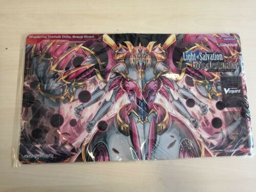 Brandt Ringer Light of Salvation Sneak Preview Playmat Cardfight Vanguard V
