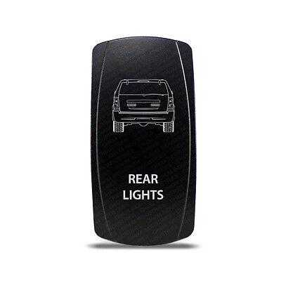 CH4X4 Rocker Switch Jeep Grand Cherokee WK Rear Lights Symbol - Blue  LED