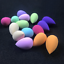 10x-MINI-eponge-maquillage-applicateur-Oeuf-blender-mousse-beaute-Petite-Houppe miniature 6