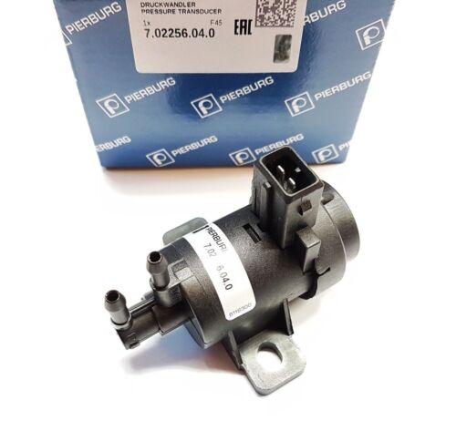 Vauxhall Vivaro Turbo Boost Pressure Control Solenoid Valve Pierburg 91167214